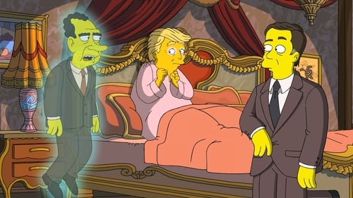 The Simpsons - Season 0: Specials - Episode 61: 125 Days: Donald Trump Makes One Last Try To Patch Things Up With Comey