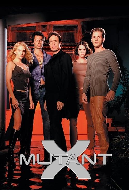 Subtitles Mutant X (2001) in English Free Download | 720p BrRip x264