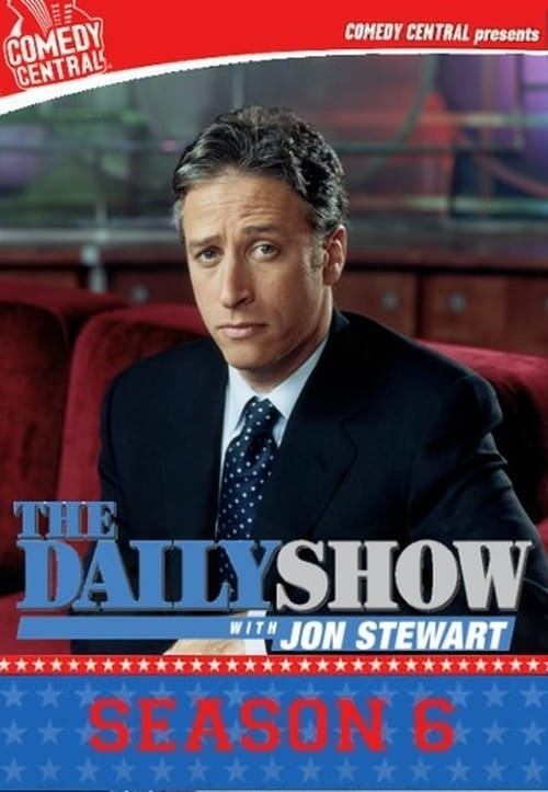 Watch The Daily Show with Trevor Noah Season 6 in English Online Free