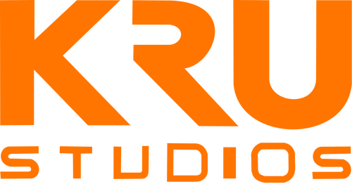 KRU Studios                                                              Logo
