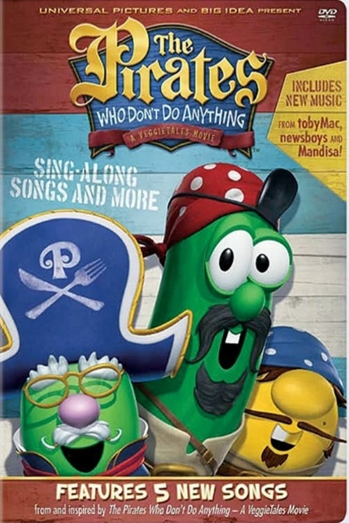 Filme The Pirates Who Don't Do Anything: A Veggietales Movie Sing-Along Songs and More Em Português Online