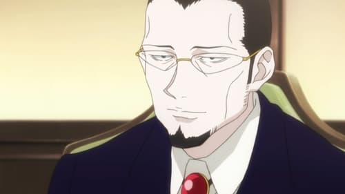 Hunter x Hunter: Season 1 – Episod Can't See x if x You're x Blind!