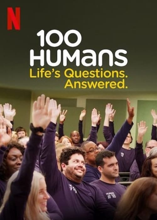 Banner of 100 Humans: Life's Questions. Answered.