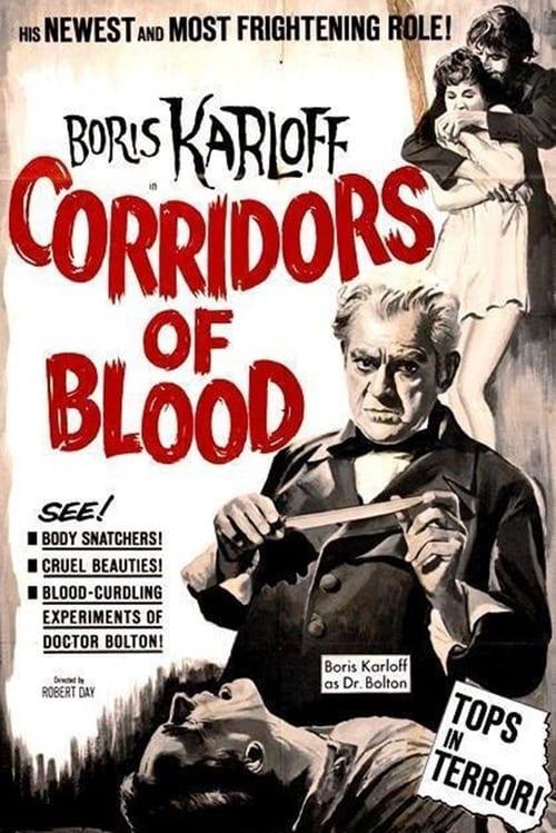 Película Pasillos de sangre Gratis En Español