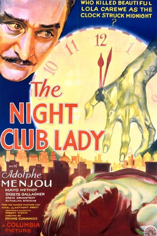 Mira La Película The Night Club Lady Con Subtítulos