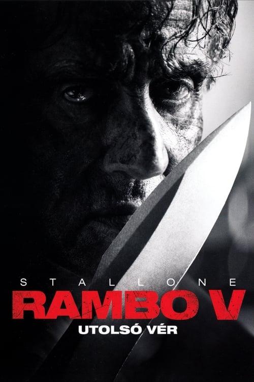 Rambo V - Utolsó vér 2019