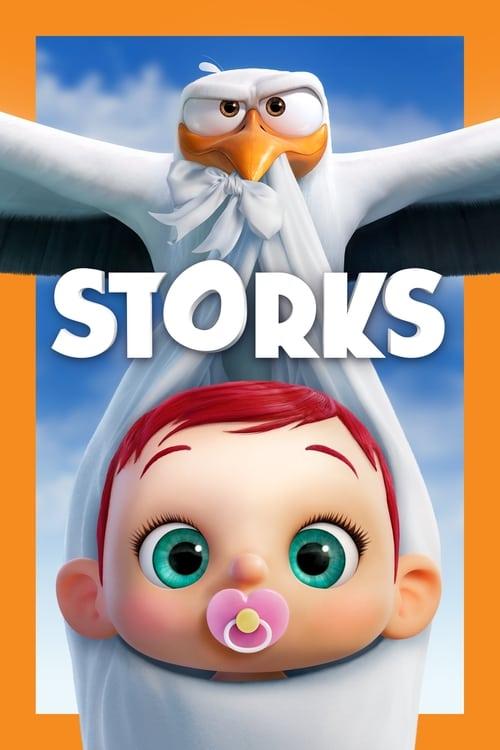 Download Storks (2016) Full Movie