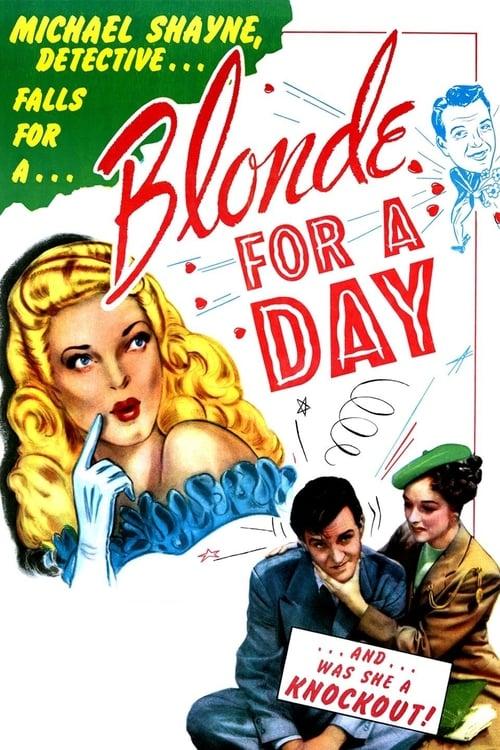 Película Blonde for a Day En Línea