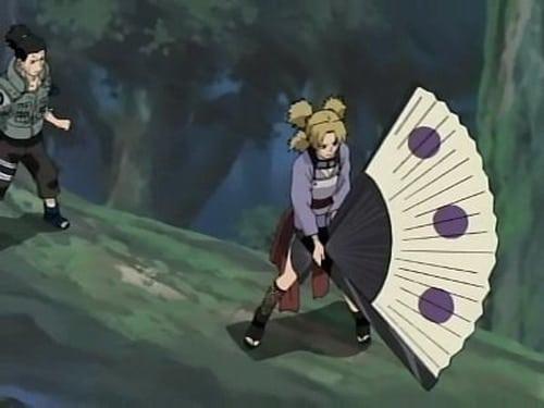 Naruto - Season 3 - Episode 125: The Sand Shinobi: Allies of the Leaf