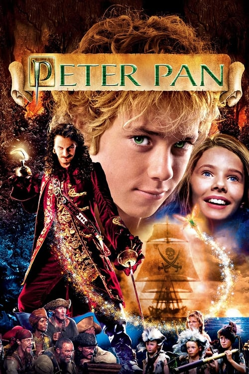 Peter Pan film en streaming