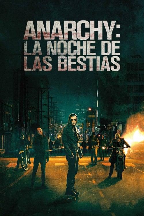 Mira Anarchy: La noche de las bestias Con Subtítulos