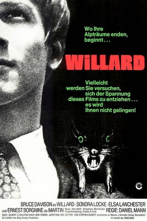 Willard - Poster