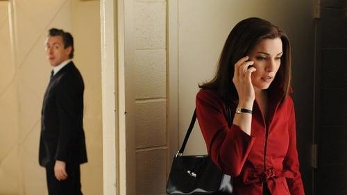 The Good Wife - Season 1 - Episode 23: running