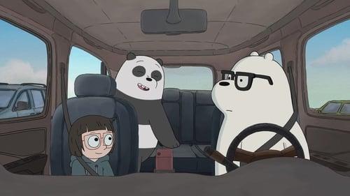 We Bare Bears 2017 Amazon Prime: Season 3 – Episode Road Trip
