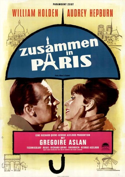 Zusammen in Paris Film Plein Écran Doublé Gratuit en Ligne FULL HD 720