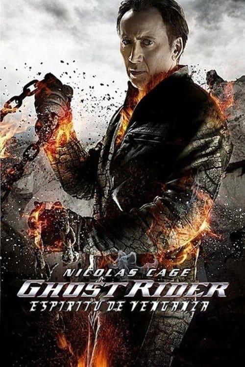 Descargar Ghost Rider: Espíritu de venganza Duplicado Completo