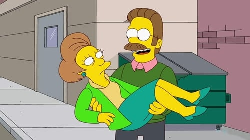 The Simpsons - Season 22 - Episode 22: The Ned-Liest Catch