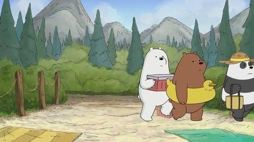 We Bare Bears 2017 Amazon Prime: Season 3 – Episode Private Lake