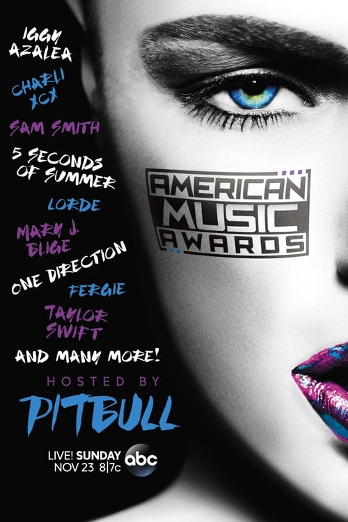 American Music Awards: The 42nd Annual American Music Awards