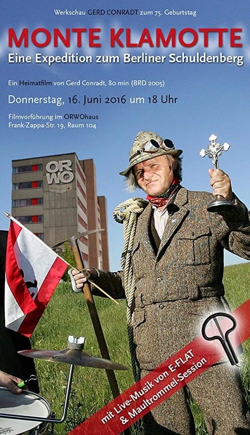 Película Monte Klamotte - Eine Expedition zum Berliner Schuldenberg Doblado Completo
