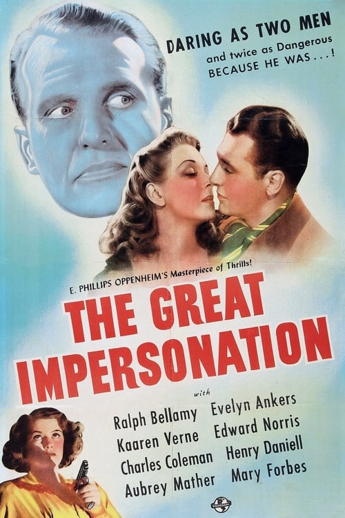 Assistir The Great Impersonation Em Boa Qualidade