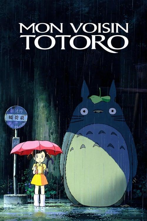[VF] Mon voisin Totoro (1988) Streaming HD FR