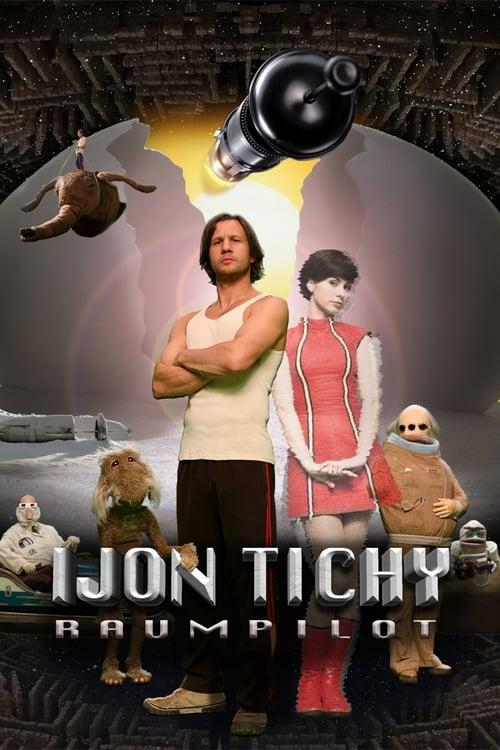 Poster von Ijon Tichy: Raumpilot