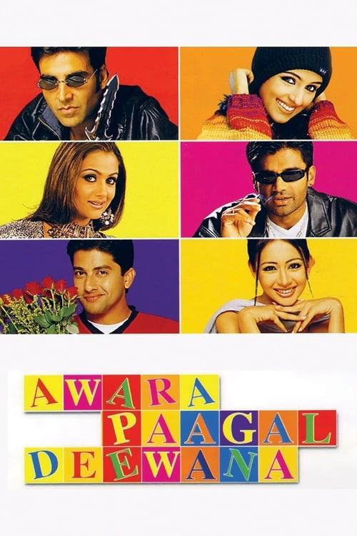 Awara Paagal Deewana film en streaming