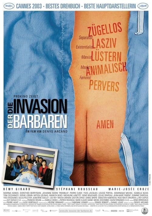 Film Die Invasion der Barbaren Plein Écran Doublé Gratuit en Ligne 4K HD