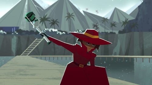 Quem é Carmen Sandiego? - Parte II