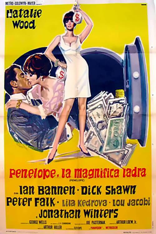 Penelope, la magnifica ladra (1966)