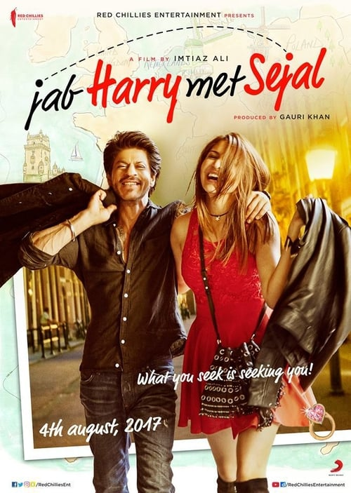 Watch- Jab Harry met Sejal Online Free