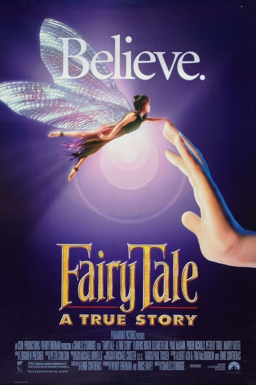 FairyTale: A True Story (1997) Poster