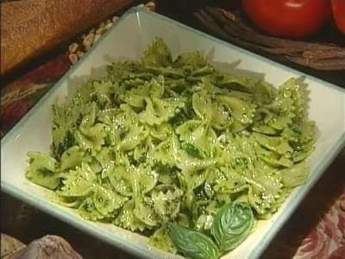 America's Test Kitchen: Season 2 – Épisode Pesto, Carbonara and Salad