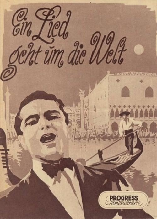 Largescale poster for Ein Lied geht um die Welt