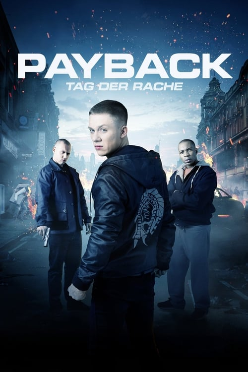 Payback - Tag der Rache - Poster