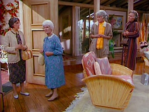 The Golden Girls 1988 Hd Tv: Season 4 – Episode Foreign Exchange