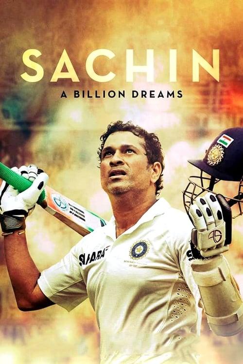 Sachin: A Billion Dreams film en streaming