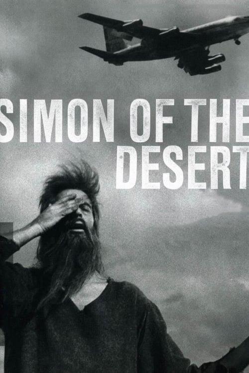 Largescale poster for Simón del desierto