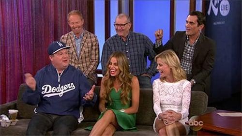 "Jimmy Kimmel Live!: Season 11 – Episod The cast of ""Modern Family""; KoЯn"