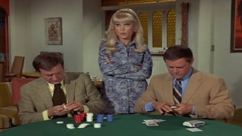 I Dream Of Jeannie 1969 720p Extended: Season 5 – Episode One Jeannie Beats Four of a Kind