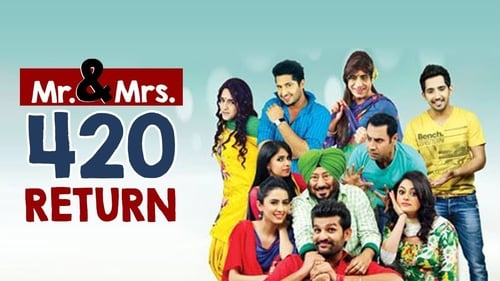 Mr. & Mrs. 420 Returns (Punjabi)