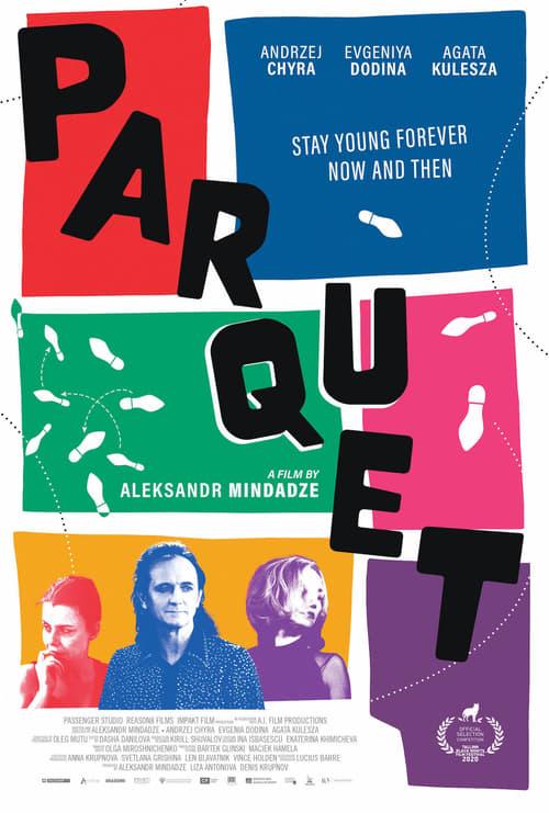 Parquet (2021) Poster