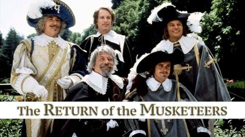 Le Retour des Mousquetaires