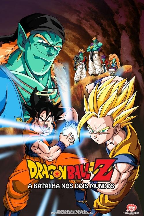 Filme Dragon Ball Z: A Batalha Nos Dois Mundos Online