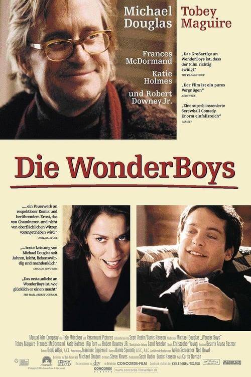 Poster von Die WonderBoys