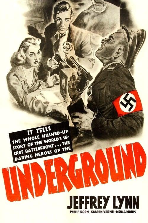 Download Underground (1941) Full Movie
