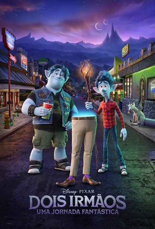 Assistir Dois Irmãos: Uma Jornada Fantástica - HD 720p Dublado Online Grátis HD
