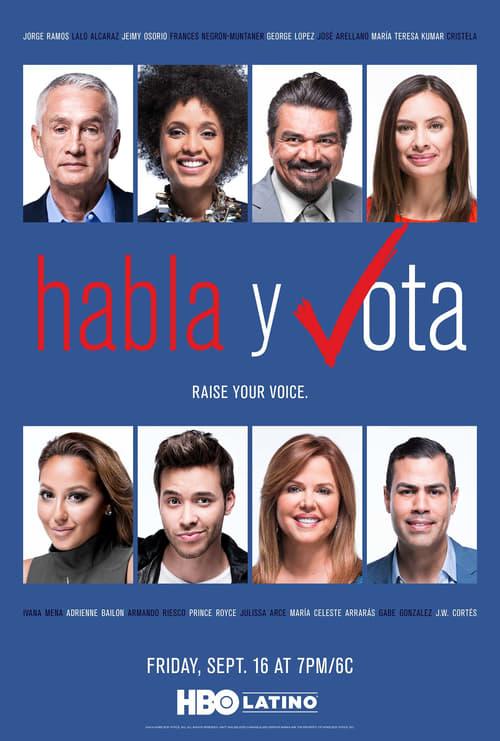 Película Habla y vota En Buena Calidad Hd 720p
