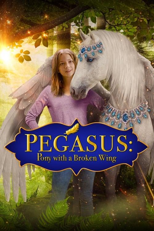 Ver Pegasus: Pony With a Broken Wing (2019) Online